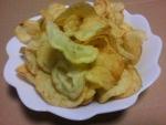 コイケヤ「頑固あげポテト 焼のりわさび味」