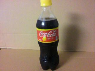 日本コカ・コーラ「コカ・コーラ レモン」