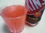 アサヒ飲料「ウィルキンソン ミキシング ブラッドオレンジ」
