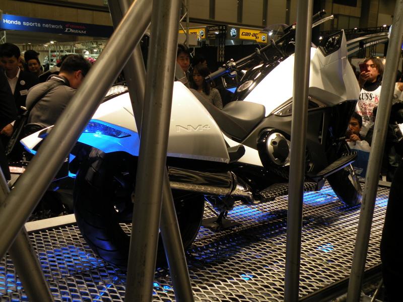 東京モーターサイクルショー2014 055