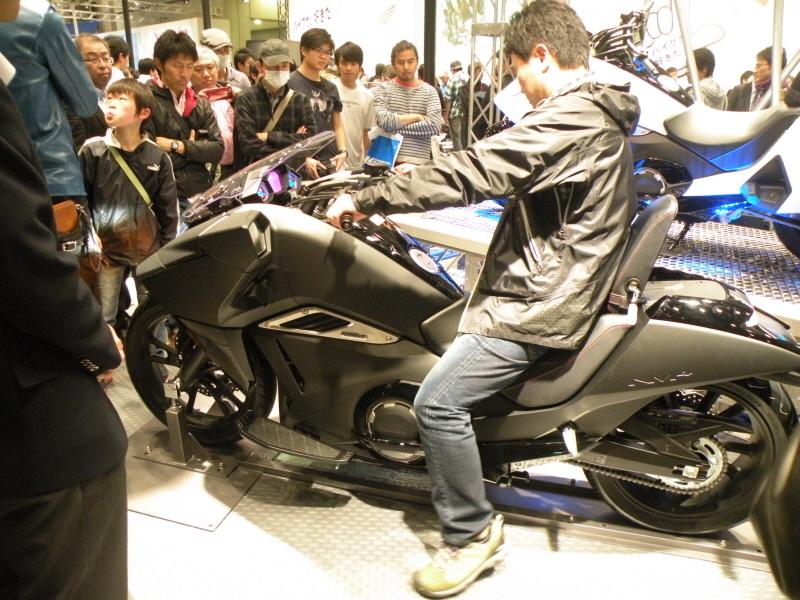 東京モーターサイクルショー2014 061