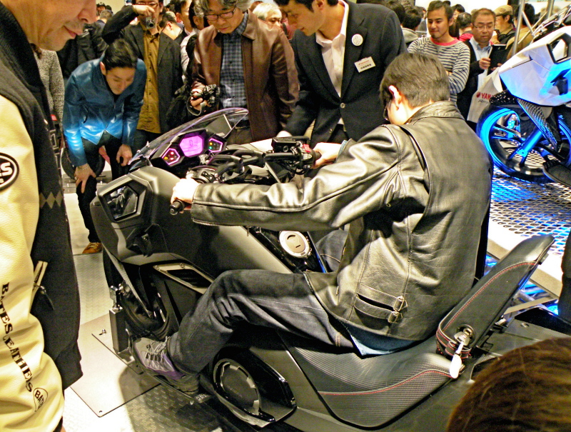 東京モーターサイクルショー2014 063