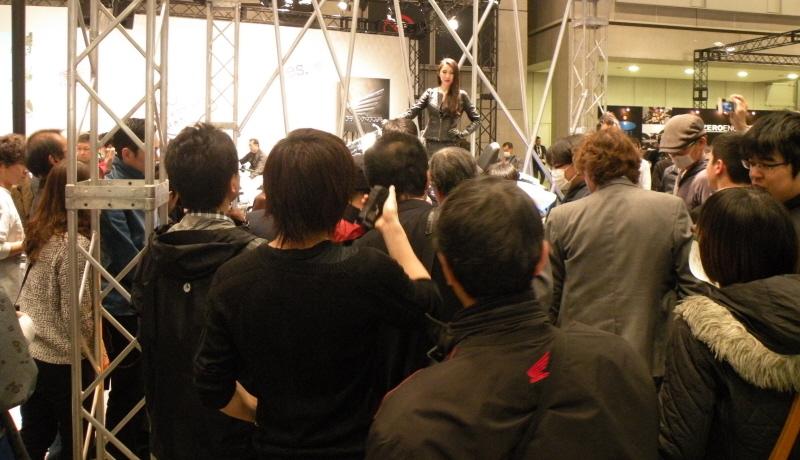 東京モーターサイクルショー2014 064
