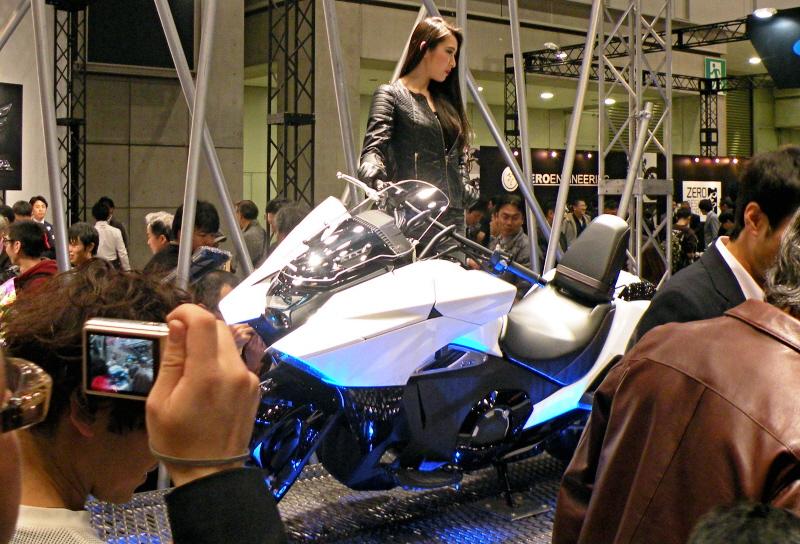 東京モーターサイクルショー2014 066