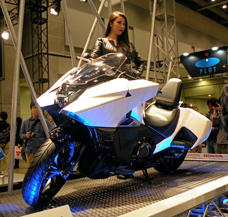東京モーターサイクルショー2014 070