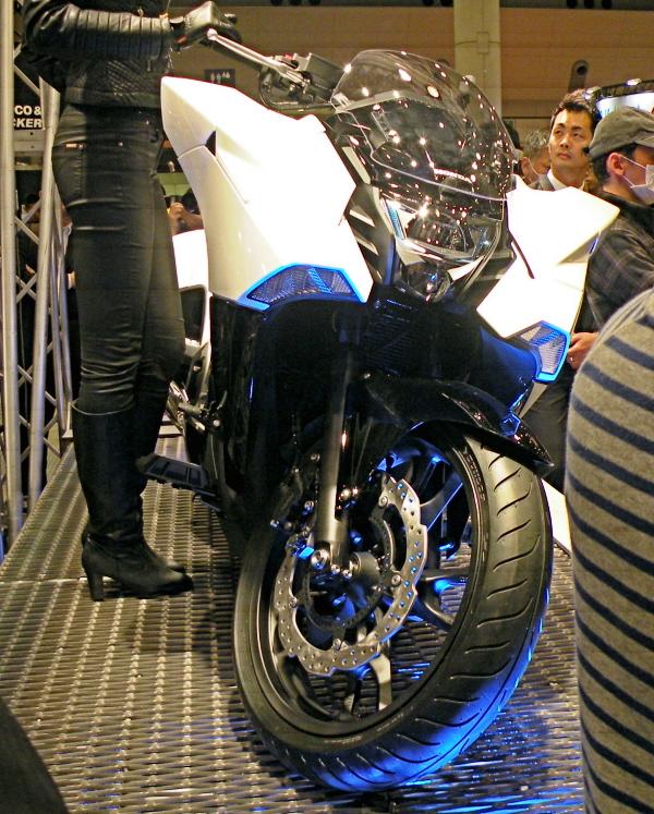 東京モーターサイクルショー2014 071