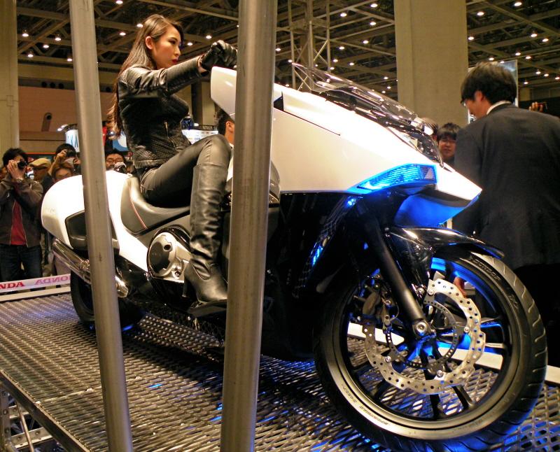東京モーターサイクルショー2014 073