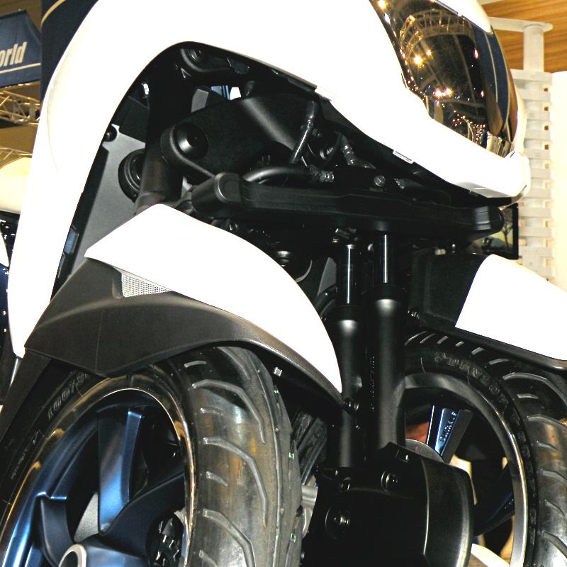 東京モーターサイクルショー2014yamaha8