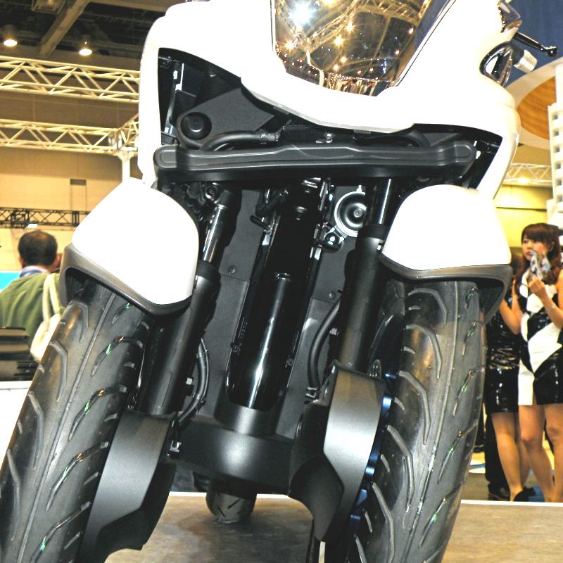 東京モーターサイクルショー2014yamaha9