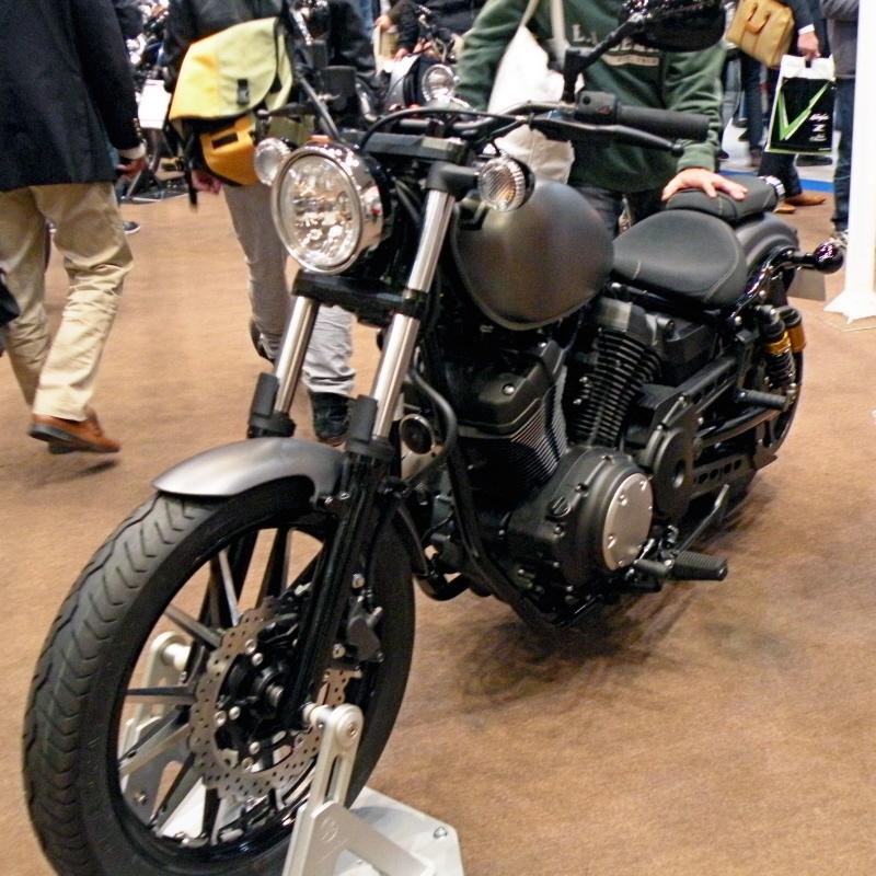 東京モーターサイクルショー2014yamaha13