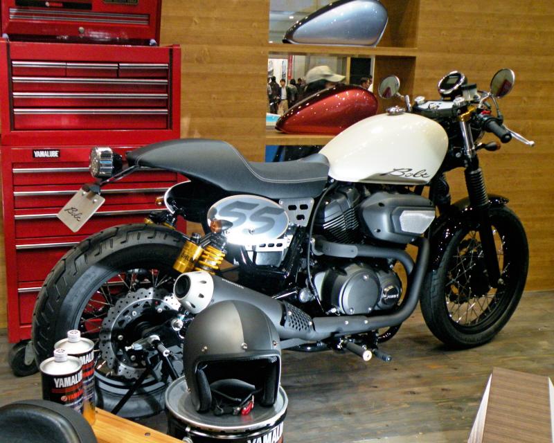 東京モーターサイクルショー2014yamaha15
