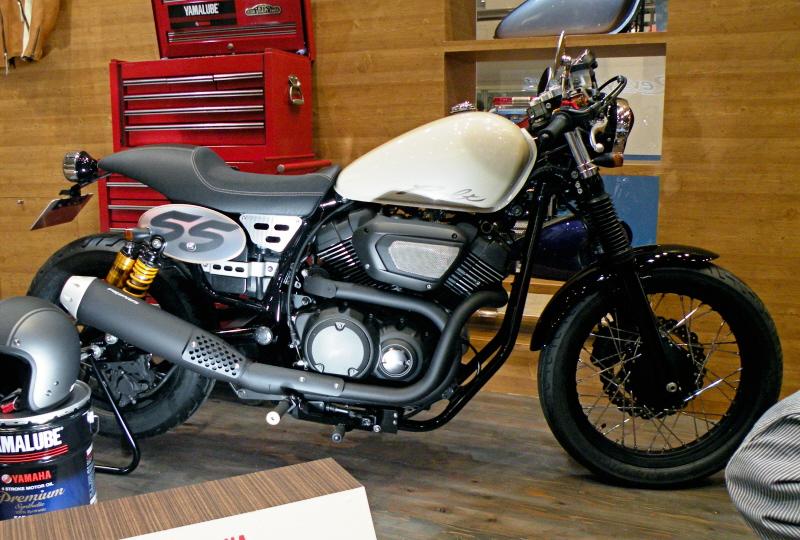 東京モーターサイクルショー2014yamaha18