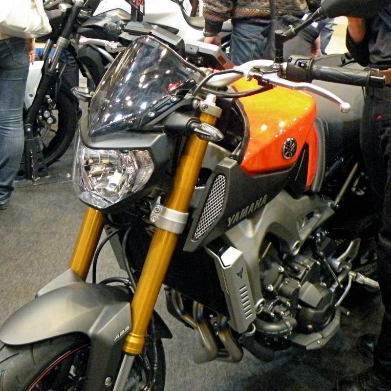 東京モーターサイクルショー2014yamaha2
