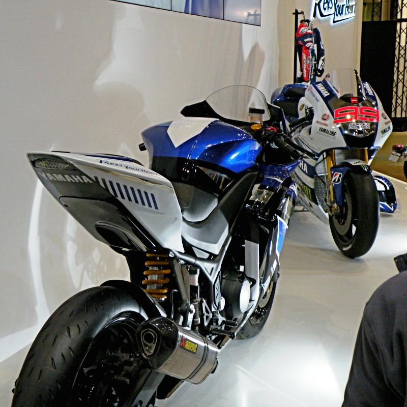 東京モーターサイクルショー2014yamaha10