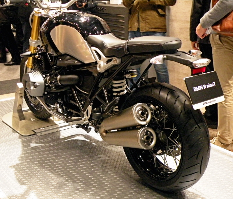 東京モーターサイクルショー2014 bmw