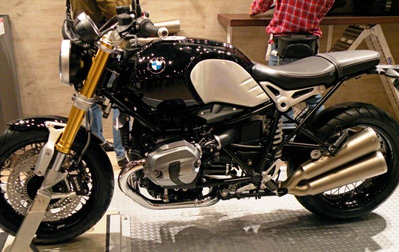 東京モーターサイクルショー2014 bmw3
