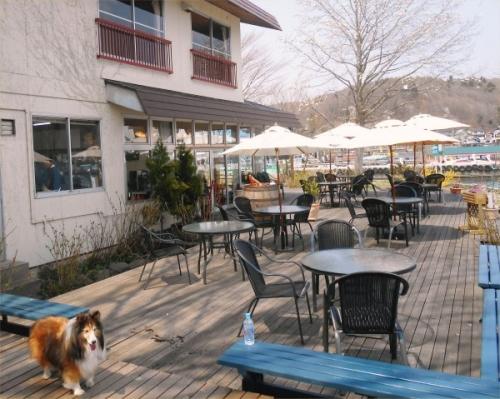 600 20140427 野尻湖02食堂veranda Erie.jpg