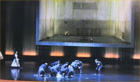 Wozzeck舞台