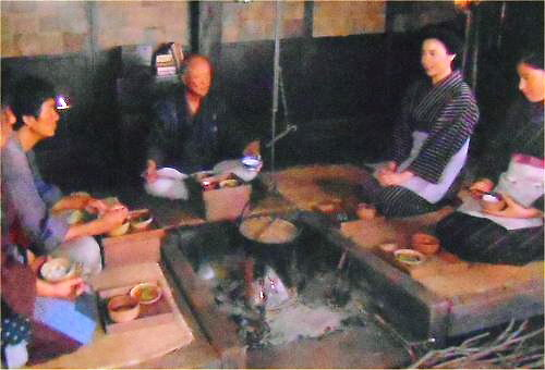 02 500 20140602 NHK花とアン:囲炉裏端