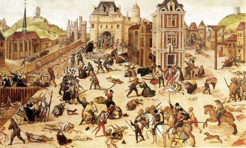 07 Religious violence