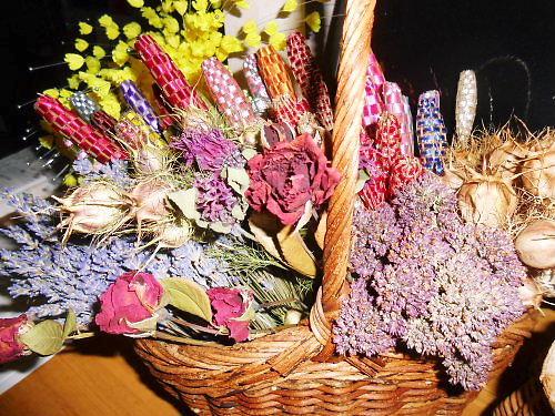 02 500 20140708 Lavender_sticks in よりみちCafe01