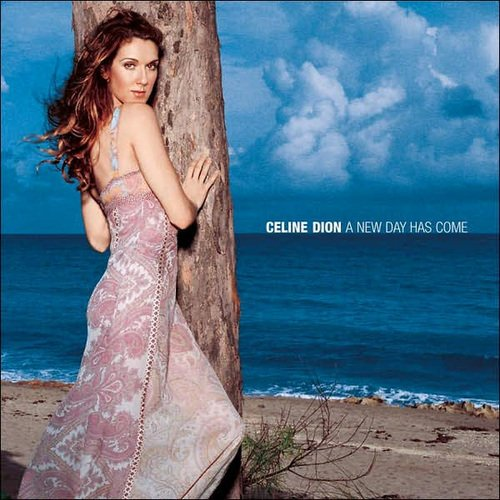 05 500 Cerine Dion CD Cover