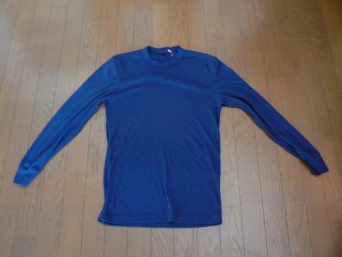 パタゴニア・アンダーシャツ01