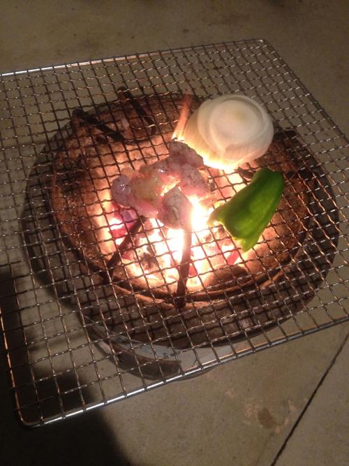 一人BBQ