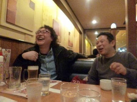 g岩谷耕資郎さんと 岩谷さんの従兄弟の佐藤さん