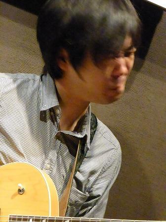 ギター馬場孝喜さん