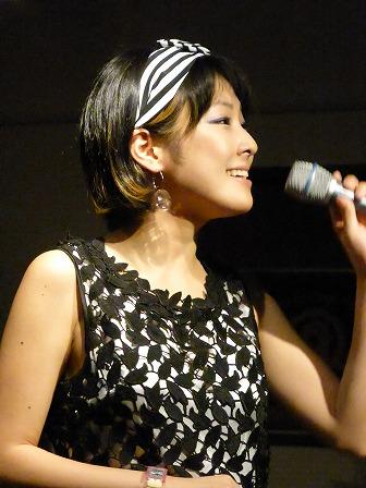ボーカル平野翔子さん