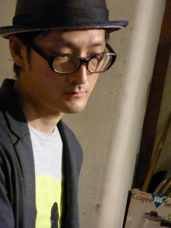 ドラム斉藤洋平さん