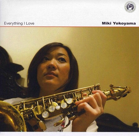 横山未希Debut Album『Everything I Love』 NSM-J-1019(¥2,500)