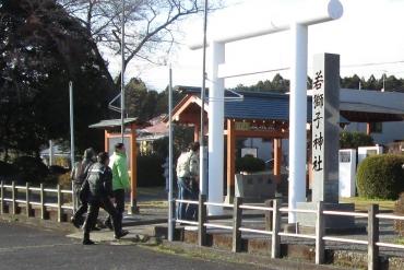 2014年 KROG東海ミーティング 富士宮 若獅子神社