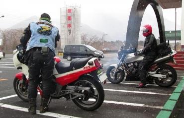 2014年KROG東海ミーティング朝霧高原ドライブインもちや二輪車会館 カワサキ KR250/KR-1 ホンダ ホーネット250