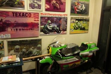 Kawasaki KR500 ペンション シルバーストーン 2014年KROG軽井沢ミーティング 長野県北佐久郡軽井沢町長倉2484−35