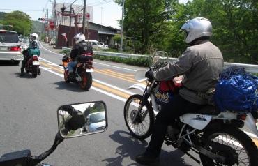 2014年KROG軽井沢強化合宿ミーティング ドライブイン おぎのや 横川店