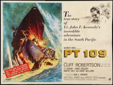 魚雷艇109号 1963年  PT109
