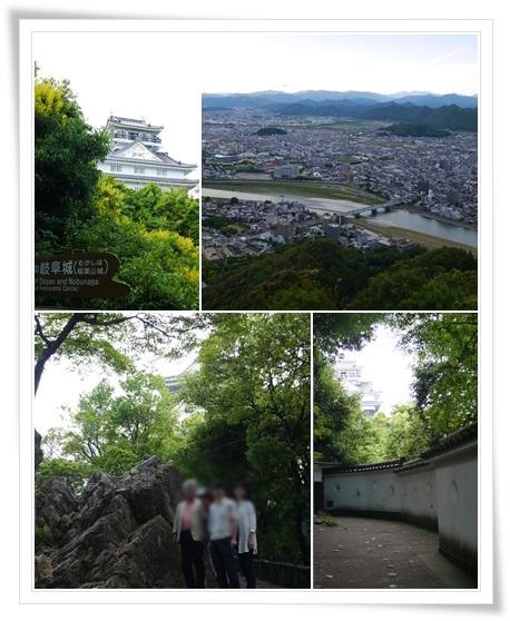 金華山1-ぼかし