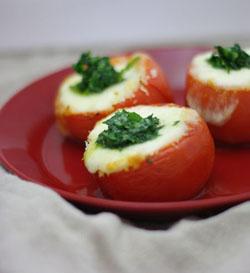 トマト ファルシ