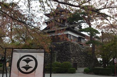 丸岡城天守閣は国の重要文化財