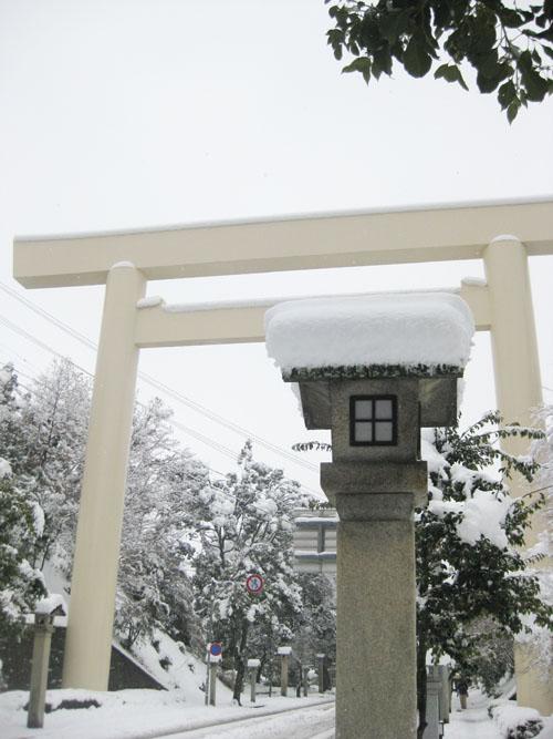 雪の伊勢07