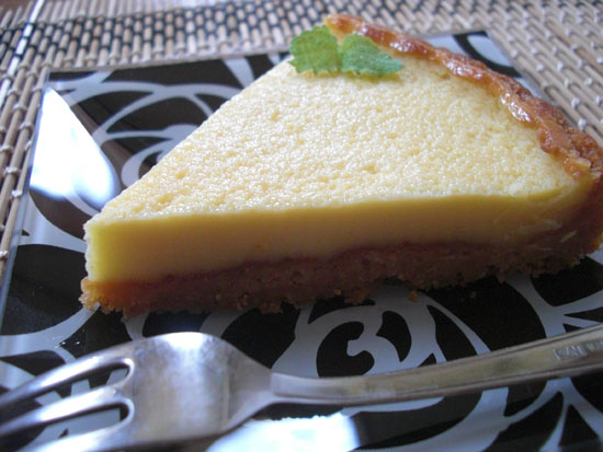 カッテージチーズケーキ06