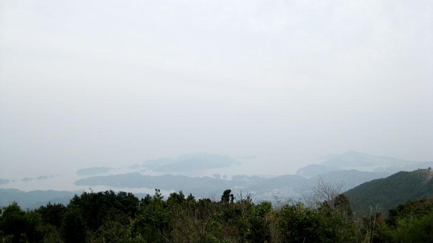 朝熊山頂17