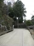 金剛證寺奥の院10