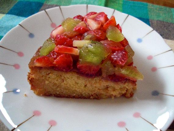 いちごケーキ02