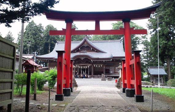 氣比神社(青森県)01