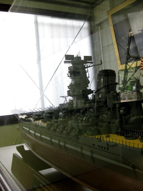 戦艦大和展示室07