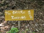 愛宕山登山3-25