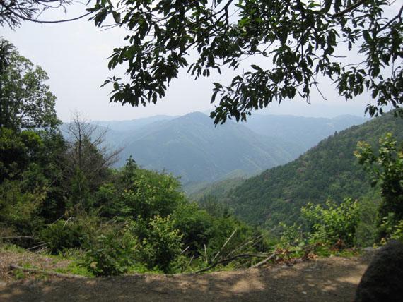 愛宕山登山4-11